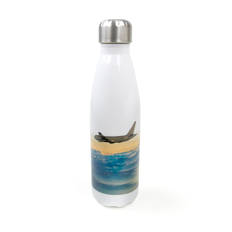 Boeing Endeavors KC-46 Water Bottle (2810800046202)