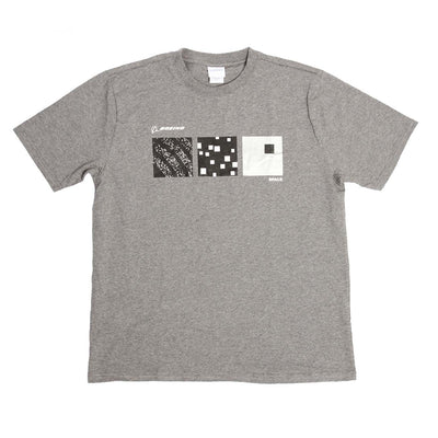 Boeing Space Pattern T-Shirt