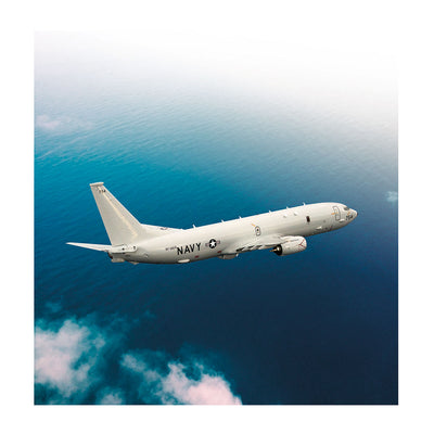 Boeing P-8 Matted Print  - Small (2752898859130)