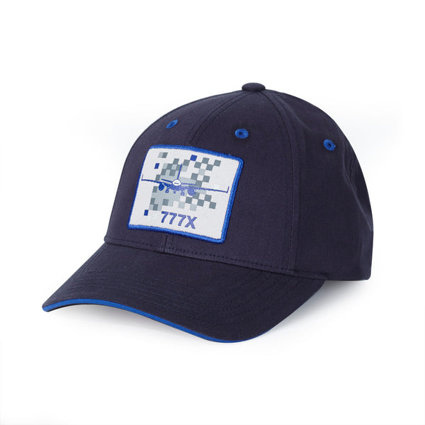 777X Pixel Graphic Hat