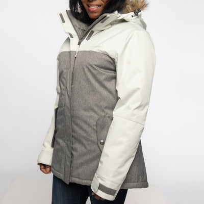 Boeing Women's Marvel Insulated Jacket