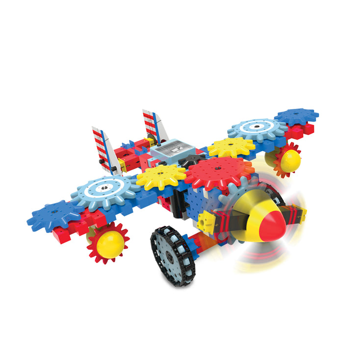 Techno Gears Aero Trax Airplane Kit (7357948166)