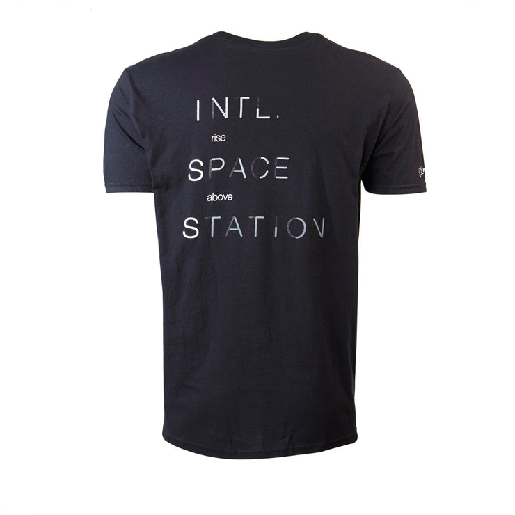 Boeing Path to Mars International Space Station T-Shirt (2174001643642)