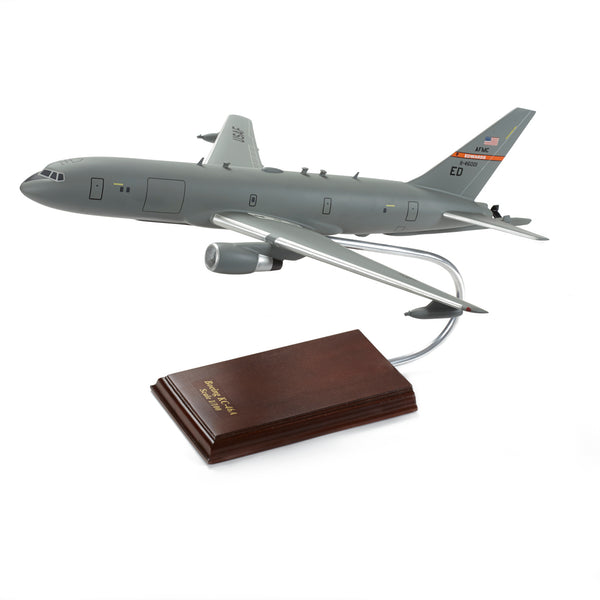 KC-46 Tanker USAF Wood 1:100 Model