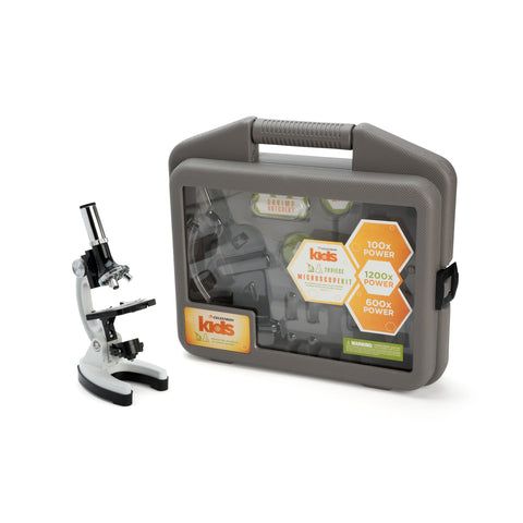 Celestron Kids 28-Piece Microscope Kit