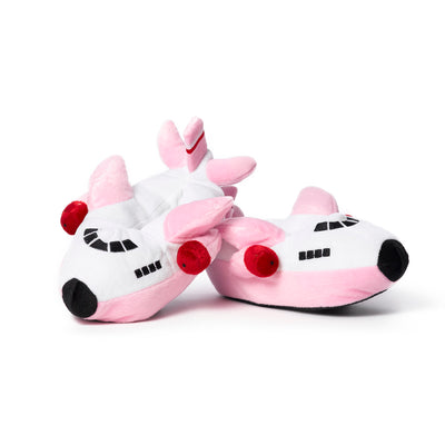 Boeing Pink Airplane Slippers (6403268934)
