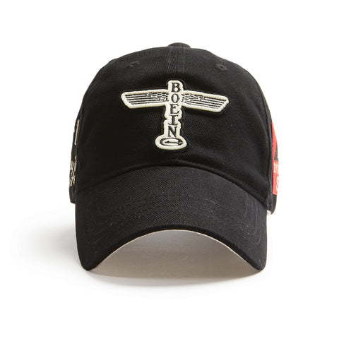 Red Canoe Boeing Totem B-17 Hat