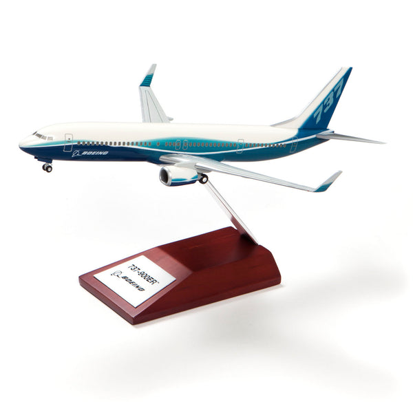 737-900ER Snap-Together Model with Wood Base