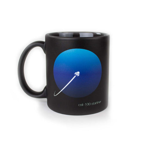 Path to Mars CST-100 Starliner Mug
