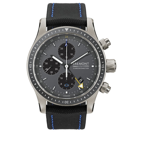 Titanium Bremont Boeing Model 247 Watch