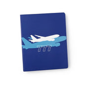 Boeing 777 Shadow Graphic Notebook (199400816652)