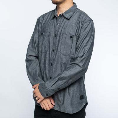 Boeing Chambray Work Shirt (2918786465914)
