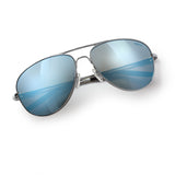 Revo Windspeed Wrap Aviator Polarized Sunglass RE 3087 03 BL