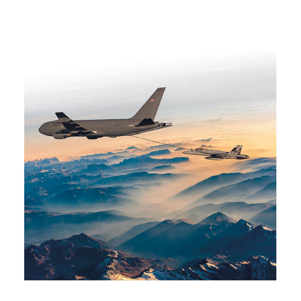 KC-46 Matted Print Large