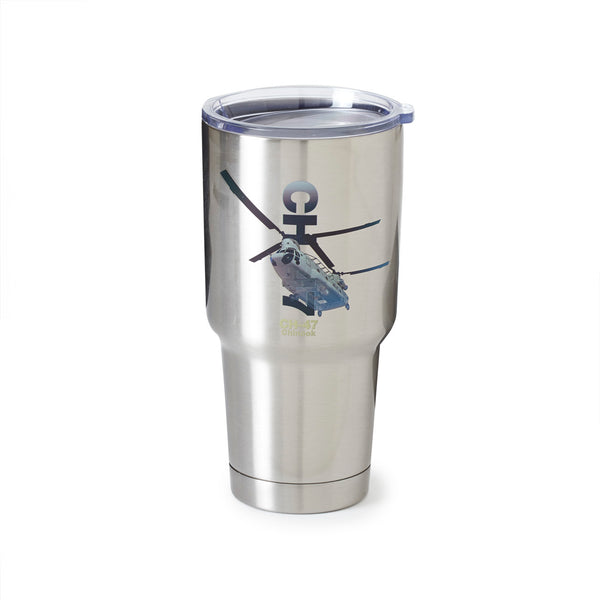 CH-47 X-Ray Graphic Stainless-Steel Tumbler