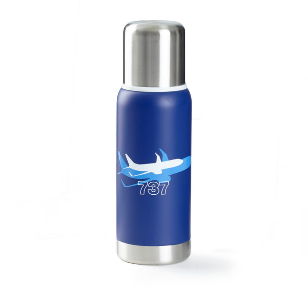 Boeing 737 Shadow Graphic Thermos