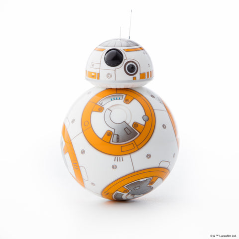 BB-8 App-Enabled Sphero Droid With Trainer