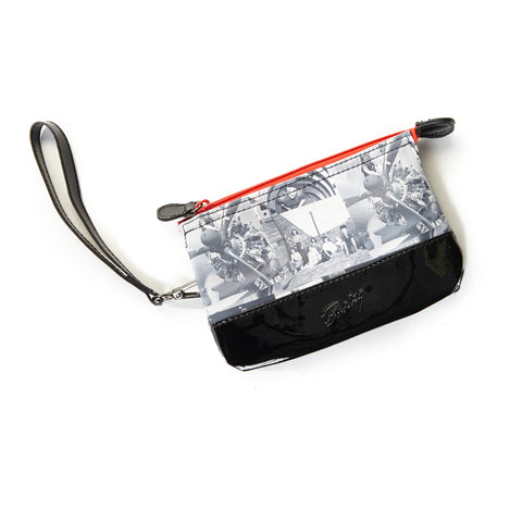 Rosie the Riveter Wristlet Bag