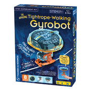 The Amazing Tightrope-Walking Gyrobot