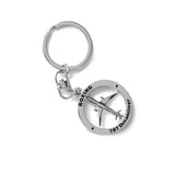 787 Dreamliner Spinner Key Ring