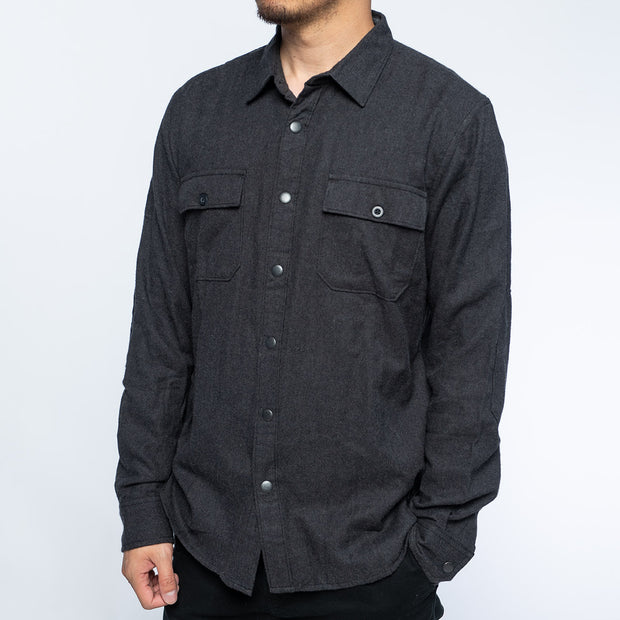 Boeing Heathered Work Shirt (2918786498682)