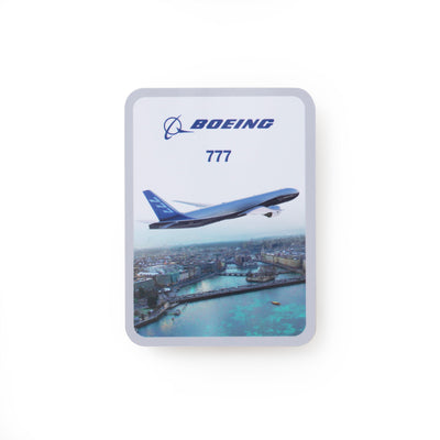 Boeing Endeavors 777 Sticker
