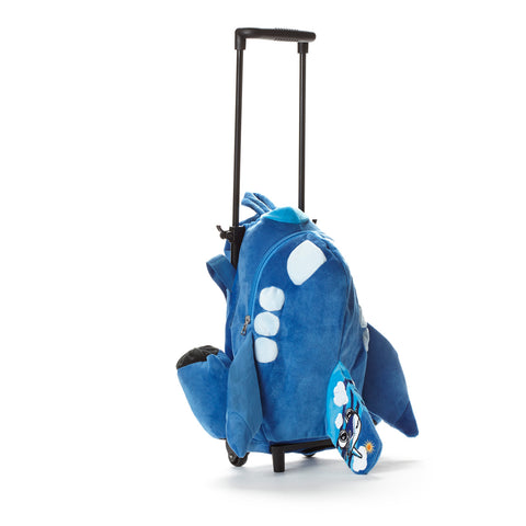 Pudgy Airplane Trolley Bag