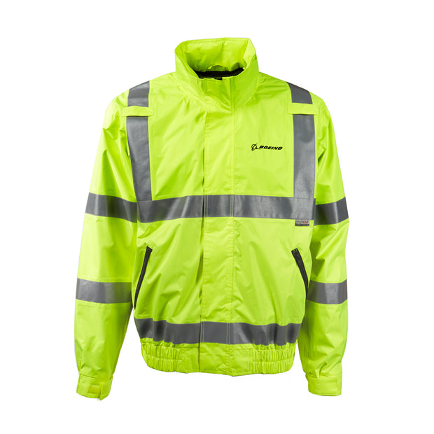 Boeing Safety Windbreaker Jacket