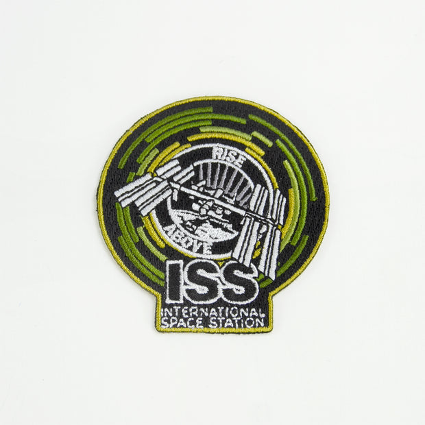 Boeing Challenge Accepted ISS Patch (2859529240698)