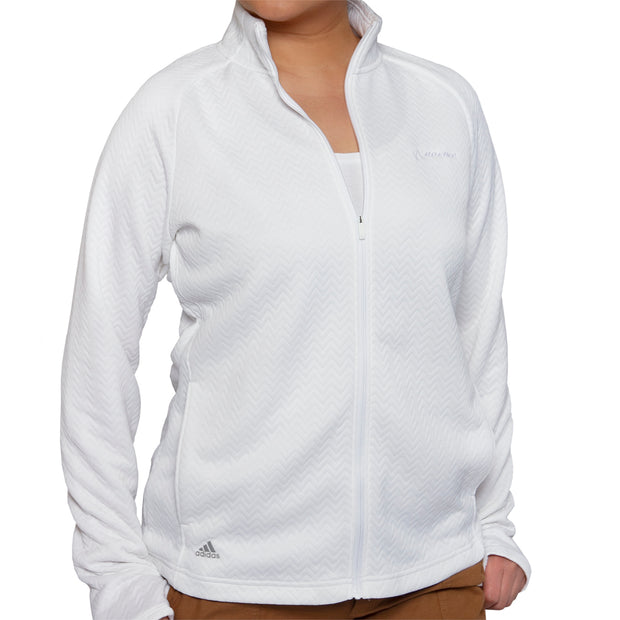 Adidas Boeing Women's Full Zip Jacket