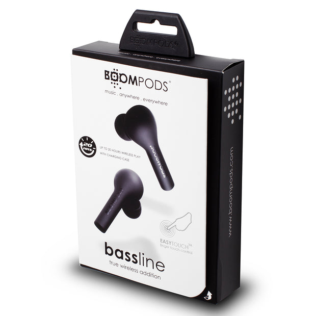 Boompods Bassline Wireless Earbuds