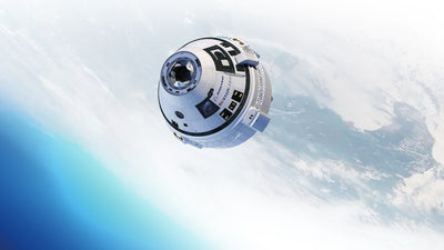 Boeing Endeavors CST-100 Starliner Wallpaper (2811665514618)
