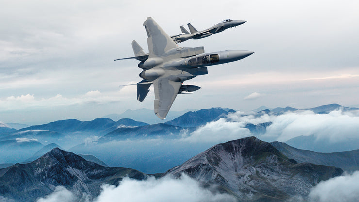 Boeing Endeavors F-15 Wallpaper