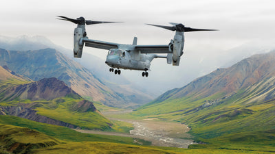 Boeing Endeavors V-22 Wallpaper (2811666268282)