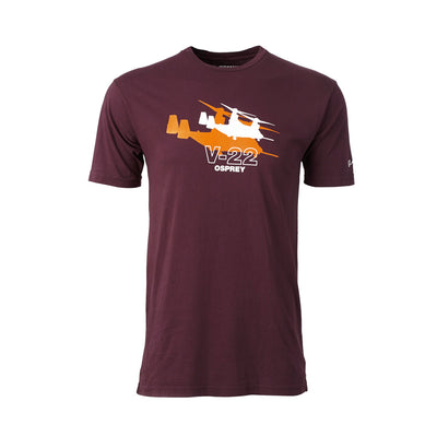 Boeing Shadow Graphic V-22 T-Shirt (199429062668)