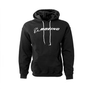 Boeing Logo Hooded Sweatshirt