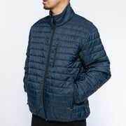 Boeing Brick Quilted Puffer Jacket