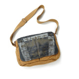 B-17 Formation Canvas Messenger Bag