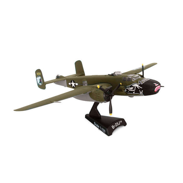 B-25 Mitchell Betty's Dream Diecast Model