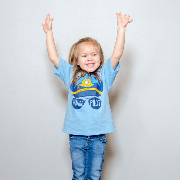Boeing Toddler Future Pilot T-Shirt (3008656998522)