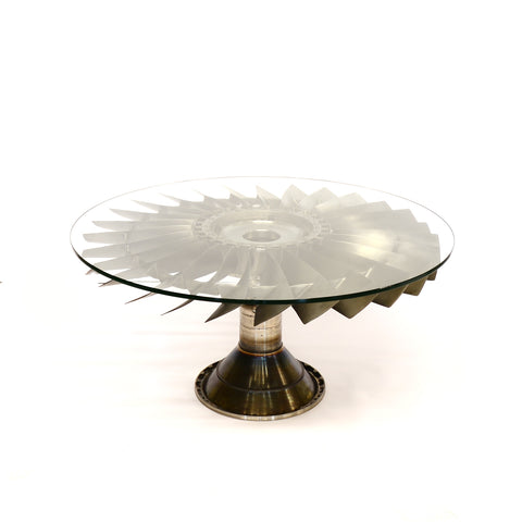 727 Engine Coffee Table II