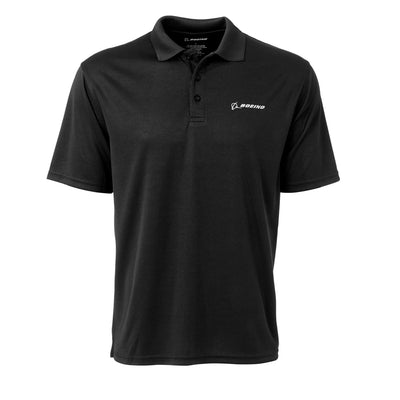 Boeing Tech Jacquard Polo (2915127951482)