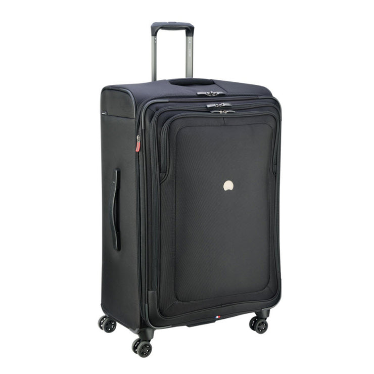 "Delsey 29"" Softside Expandable Spinner Bag"