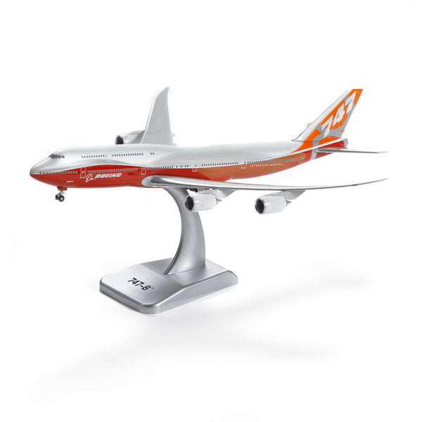 747-8 Int  Die-Cast 1:400 Model - Sunrise Livery