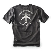 Red Canoe Boeing Company T-Shirt