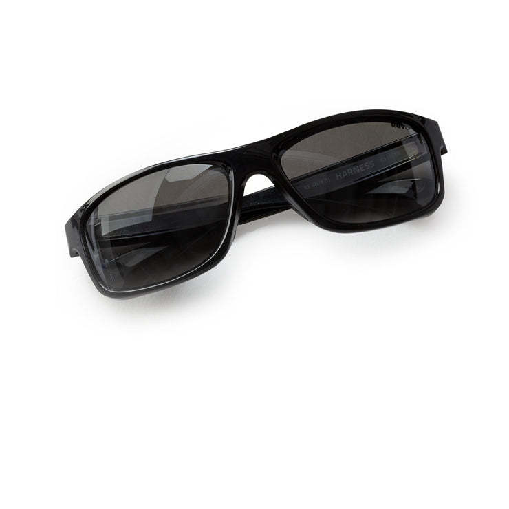 Revo Harness Curved-Fit Polarized Sunglasses