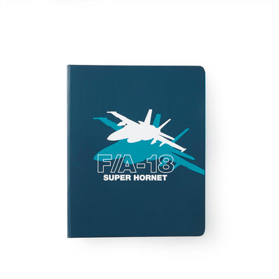 Boeing F/A-18 Super Hornet Shadow Graphic Notebook (199401111564)