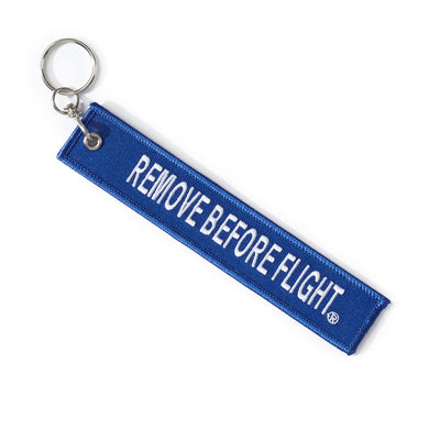 Boeing Remove Before Flight Keychain (221663494156)