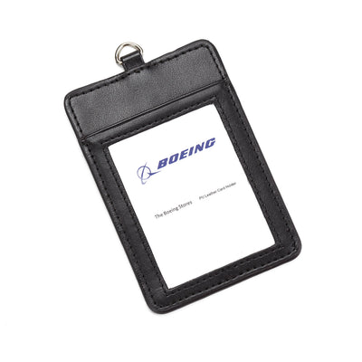 Boeing PU Leather Card Holder (6413443526)