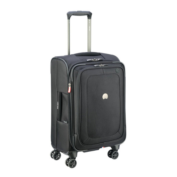"Delsey 21"" Expandable Softside Spinner Carry-On"